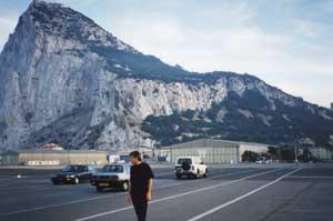 Airstrip, Gibraltar
