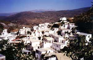 Alpujarra Village Scene
