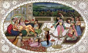 Camel Bone Art - Sumptuous lifestyle of a Maharaja & Maharani