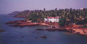 Resort in Dona Paula, Goa