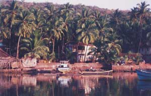 Fishing Village, Goa