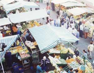 Fruit Market, Algeciras