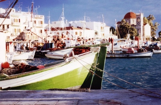 Greece - Island of Aegina