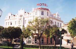 Hotel Guadiana, Portugal