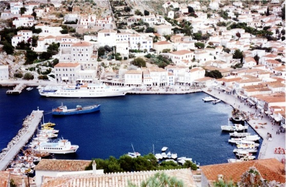 Island of Hydra Greece