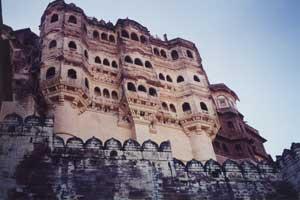 Meherangarth Fortress Palace
