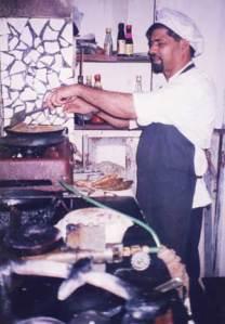Naik - Cook at Panjim Inn