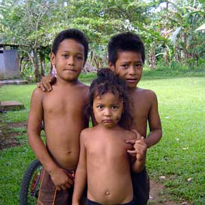 Brothers in Saleimoa