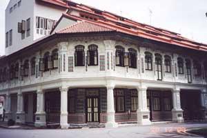 Architecture in Singapore