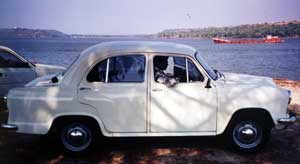 Indian Tour Car