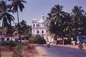 Tropical Goa