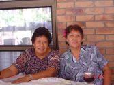 Aunty Helena & Aunty Noa 2012