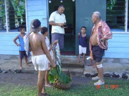 Fresh Mackeral for Sale 2 - Samoa 2012