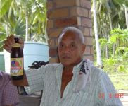 Uncle Amoa (Eki) - Peter & Paul's father 2012