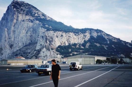 Air strip - Gibraltar 2000