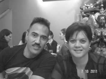 Vince & Deidre 2011