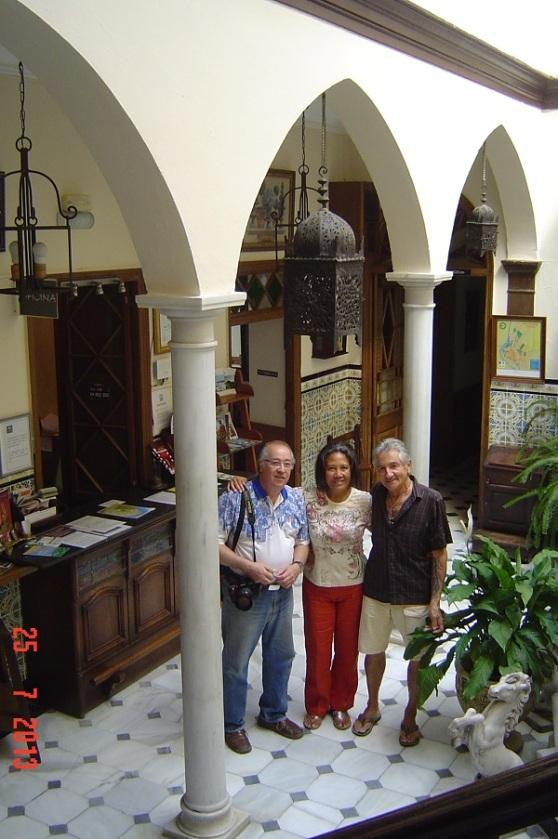 San Roque - Manny, Rachel, Cedric