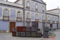 Street Sculpture - Braga