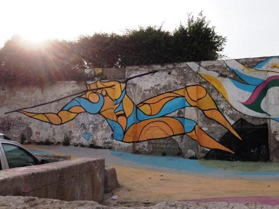 Back Street Art - Ercolano Italy