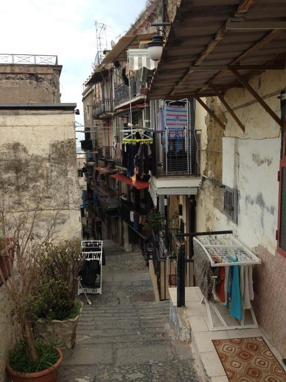 Back streets of Napoli 2
