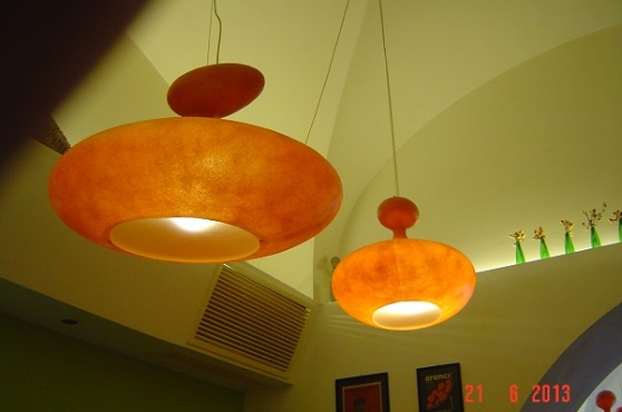 Bari Cafe - Light Shades