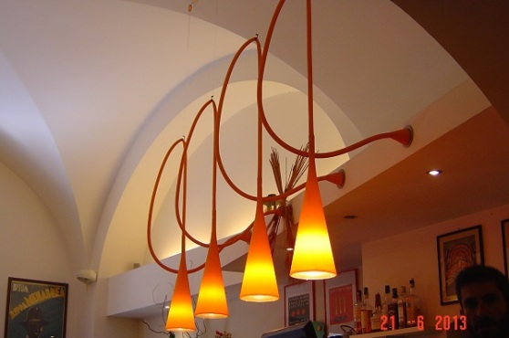 Bari Cafe - Decorative Light Shades