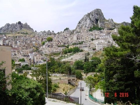 Caltabellotta Sicilia Italia
