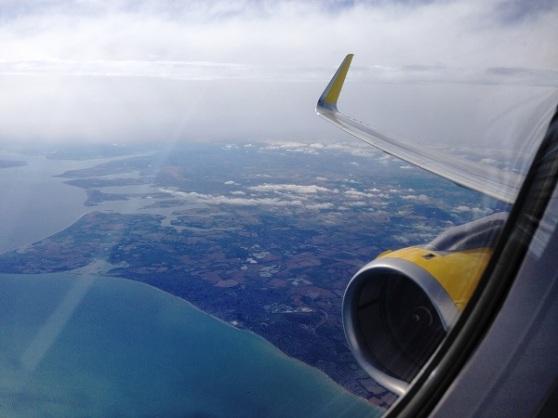 Europe Flight 2015