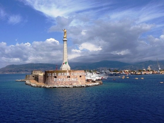 Ferry Crossing to Messina Sicilia