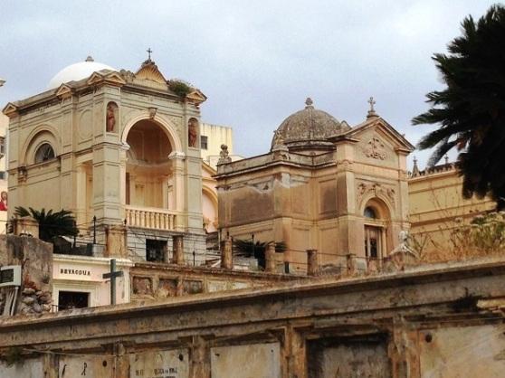 Milazzo Cemetary - Sicilia