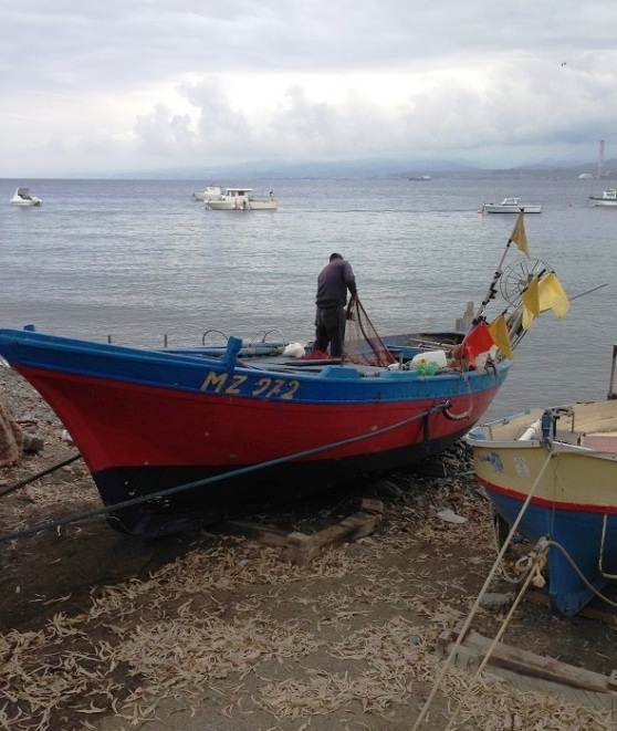 Milazzo Fisherman - Sicilia