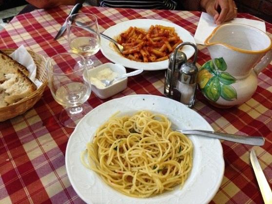Napoli - Pasta