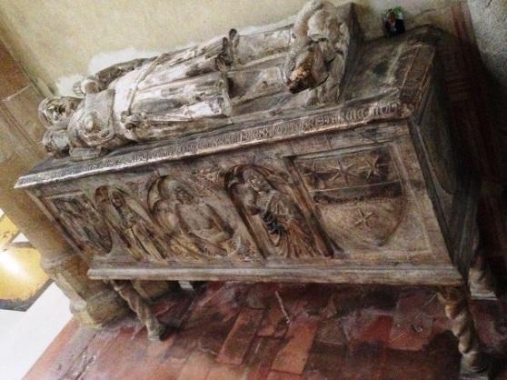 Napoli - tomb