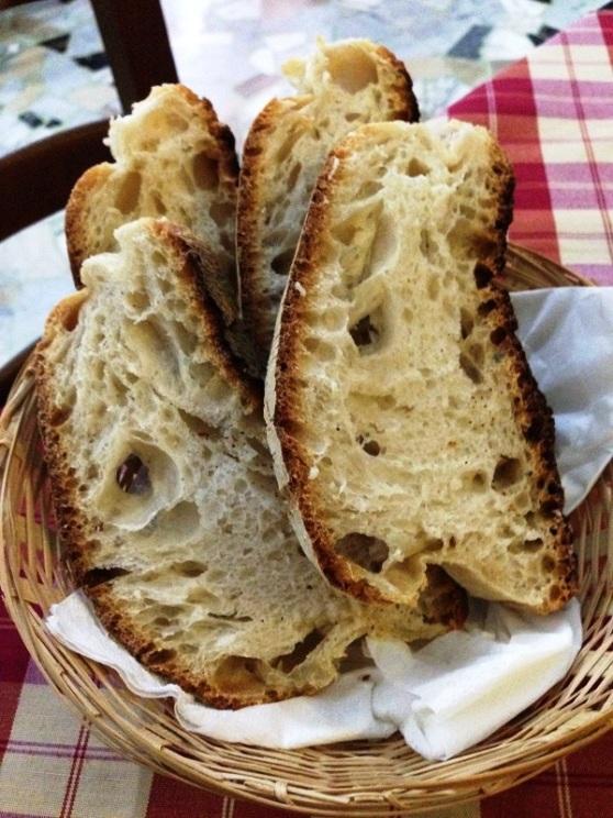 Pan de la casa - Naples