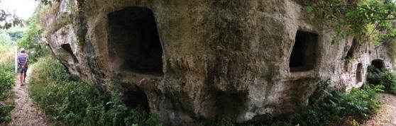 Caves in Ragusa - Sicilia