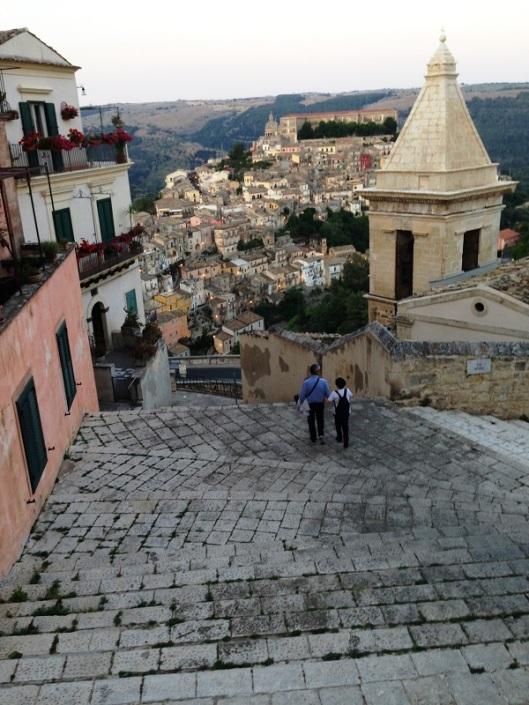 Ragusa-Ragusa Ibla Sicilia