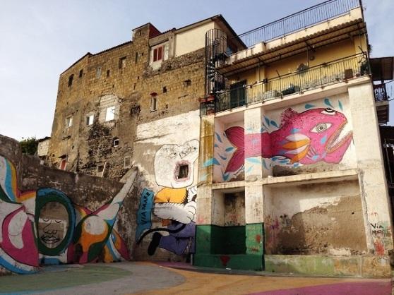 Street Art - Ercolano Sicilia
