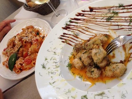 Swordfish in Taormina Sicilia
