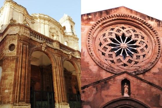 Trapani Architecture