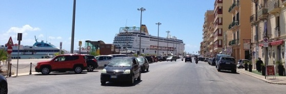 Trapani Ferry Port