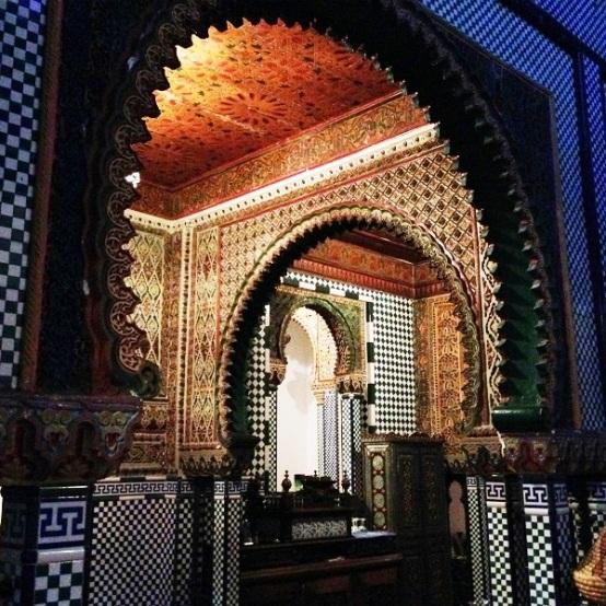 Architecture Tangier Maroc