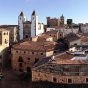 Caceres Spain - Extremadura