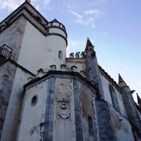 Church in Elvas Portugal
