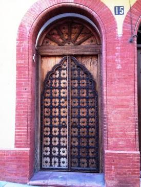 Decorative Door in Algeciras Spain