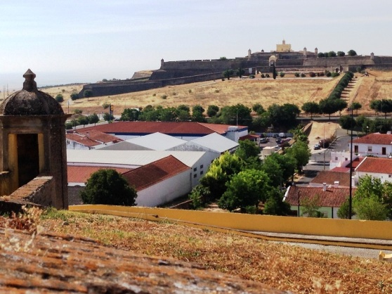 Elvas - Bastion forts in Portugal