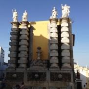 Elvas - water fountain