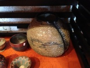 Elvas - work by local potter