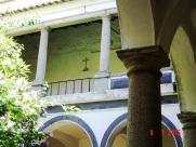 Evora Convent balcony