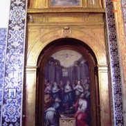 Evora Convent - church art