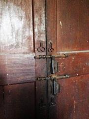 Evora Convent door